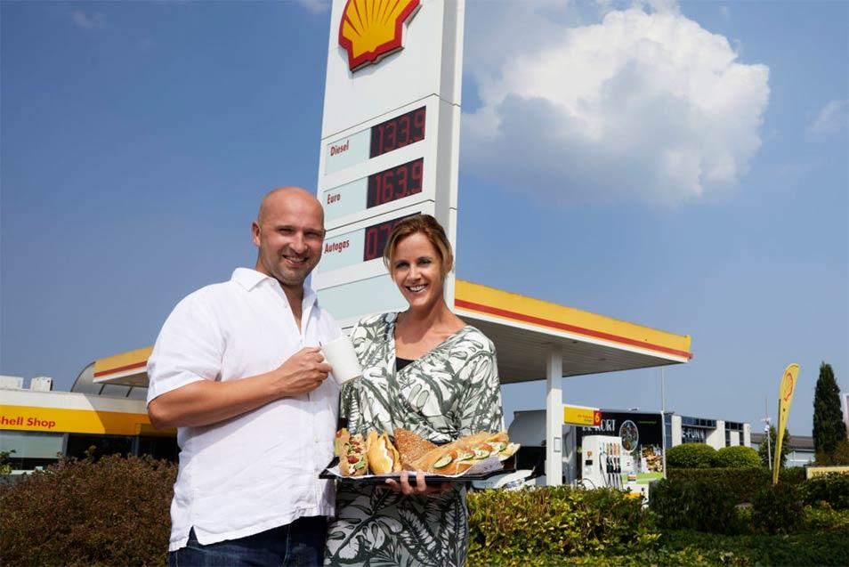 Shell Rijen verbouwt ingrijpend
