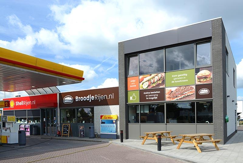 Shell Rijen: De toekomst van de tankshop ligt bij food